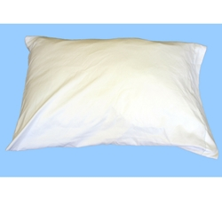 White Pillowcases 100% Polyester