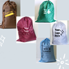 Custom Printed Images Laundry Bags, Pillowcases and Others