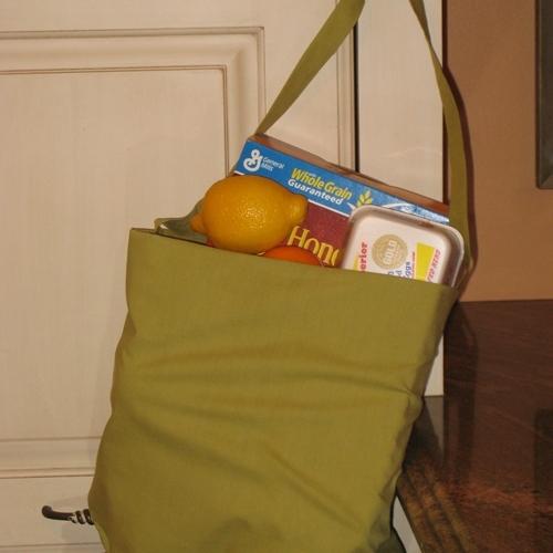 Pillowcase Earth Tote Bag